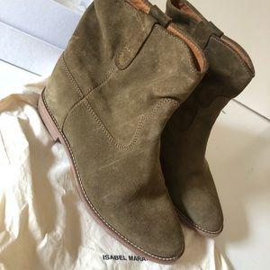 Worn Once Isabel Marant Booties